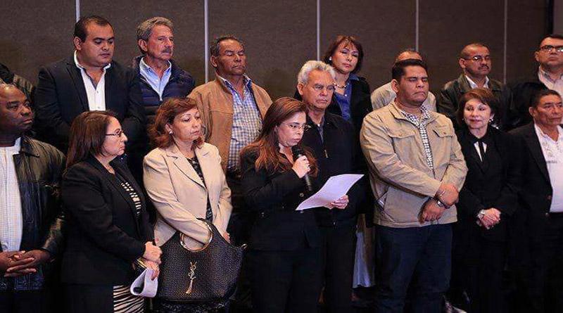 Plataforma de organizaciones gobiernistas instan a la ONU a respaldar el diálogo