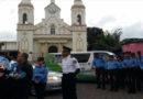 Policías y militares de Honduras pasan de reprimir y matar en las calles a venerar a la virgen de Suyapa