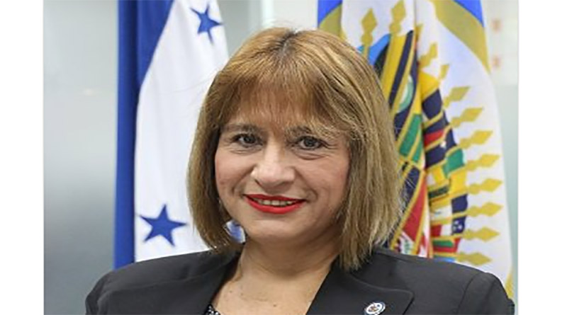 Ana María Calderón Boy dirigirá transición de la MACCIH
