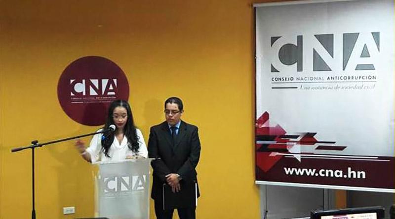 Rosa de Lobo si es funcionaria de acuerdo a convenciones internacionales contra la corrupción: CNA