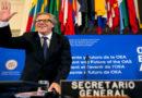 ¡Almagro y la OEA, un sujeto y una organización de mierda!