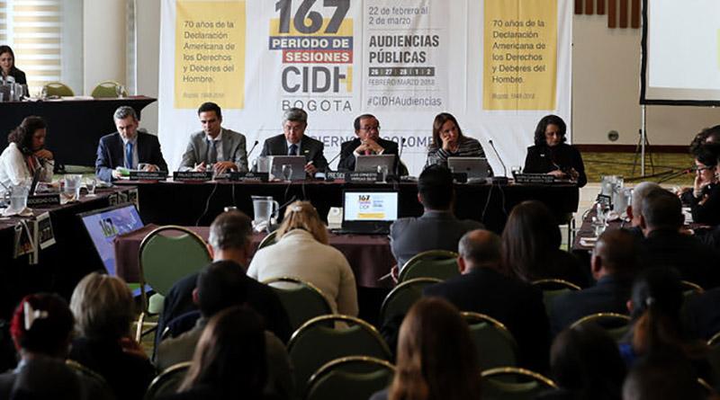 CIDH y OACNUDH acuerdan acciones conjuntas para la protección de personas defensoras para 2018