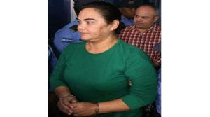 Ex primera dama de Honduras