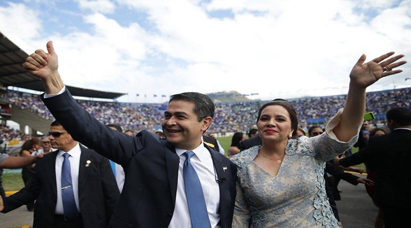 Primera Dama de Honduras