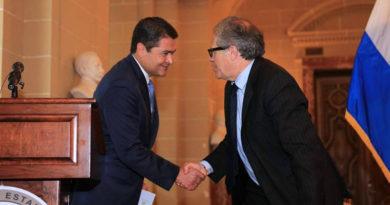 OEA recomienda continuidad de la MACCIH, pero deja abiertas posibilidades de enmiendas