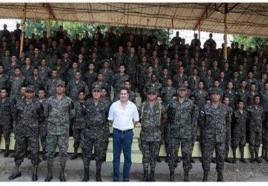 La lucha por la desmilitarización en Honduras