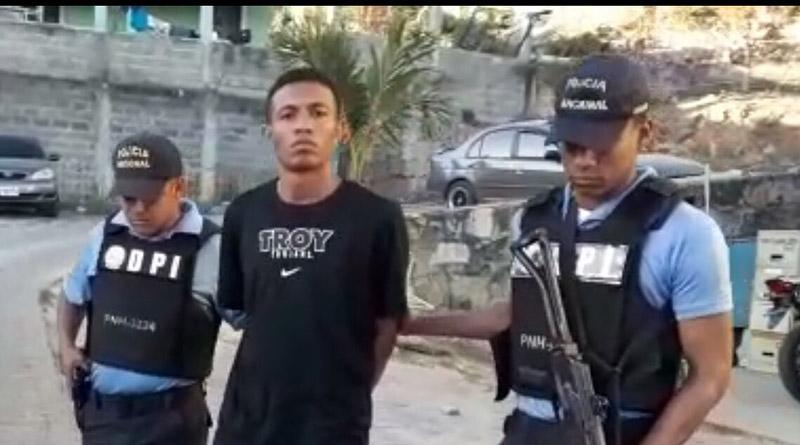 Capturan marero  supuesto asesino de estudiante de sociología en colonia El Pedregal en julio de 2017