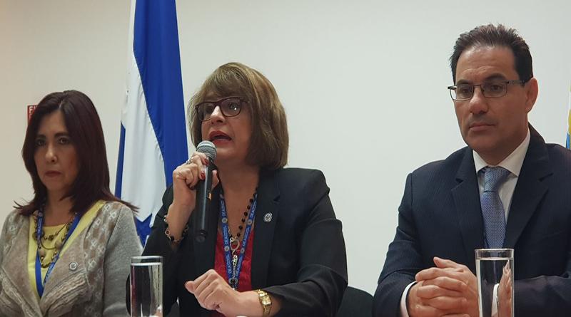 Rosa Elena de Lobo creó red que blanqueó fondos del Estado: MACCIH