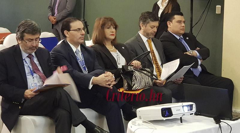 Empresarios del norte ofrecen apoyo a la MACCIH