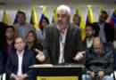 Oposición venezolana anuncia que no participará en elecciones de abril