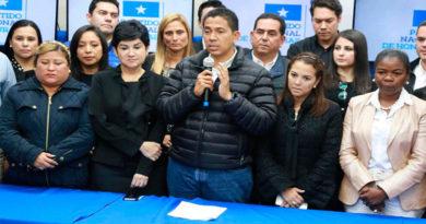 """Ante caso Pandora, Partido Nacional dice que """"rechaza cualquier acto de corrupción"""""""