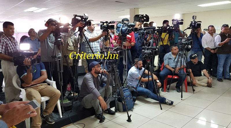 medios comunicación Honduras
