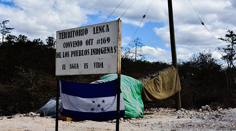 Reitoca: un pueblo heroico en pie de lucha contra del encarcelamiento del agua