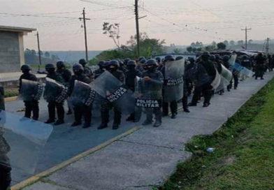 """Protesta de la Alianza en """"El Pozo"""" es para promover alianzas con grupos criminales: Gobierno"""