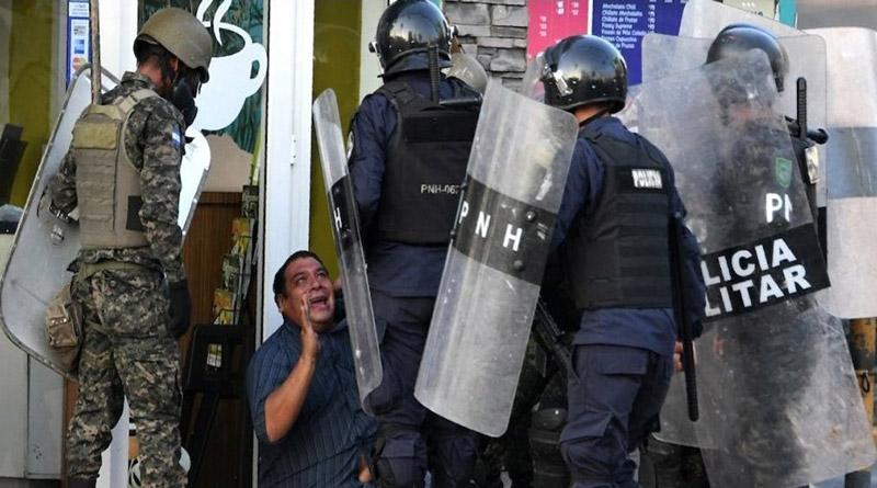 Sociedad civil denuncia ante la CIDH la situación de violencia en Honduras
