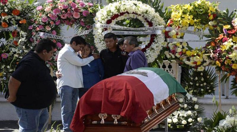 Ser aspirante político en México significa la muerte