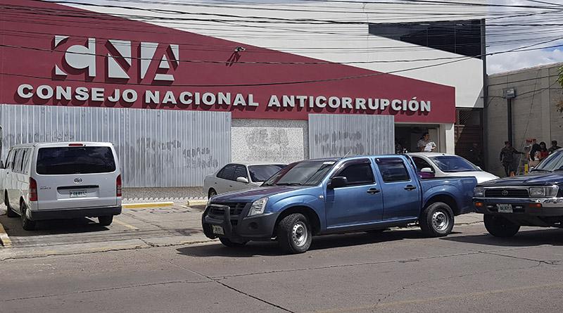 CNA denuncia artificios de los políticos de Honduras para limitar el accionar en el combate a la corrupción
