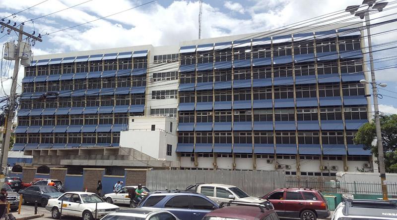 Crisis de hospitales en Honduras