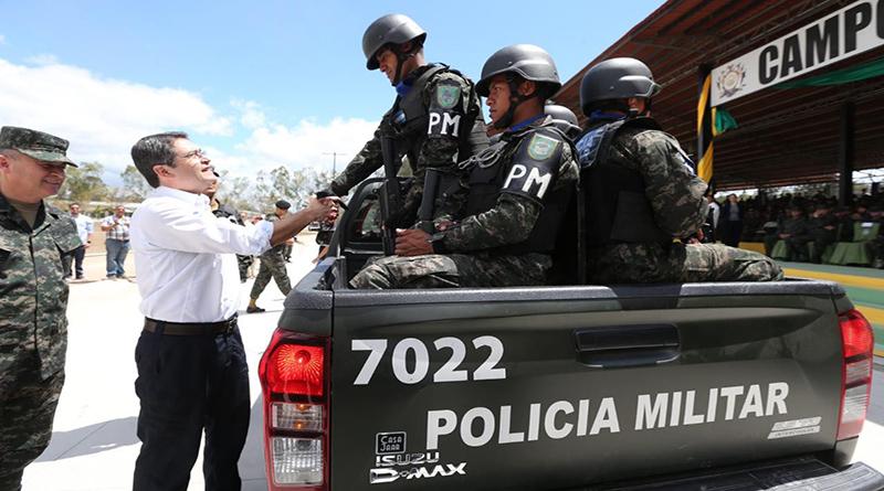 presupuesto para más policías y tropas militares