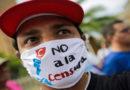 En Nicaragua hay protestas contra el control de redes por parte del gobierno