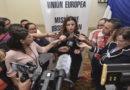 Unión Europea señala parcialidad de medios de comunicación de Honduras a favor de Hernández