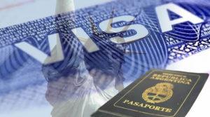 EE.UU suspende la emisión de visas
