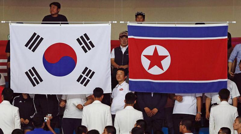 Presidentes de Corea del Norte y Corea del Sur se comprometen a firmar lapaz
