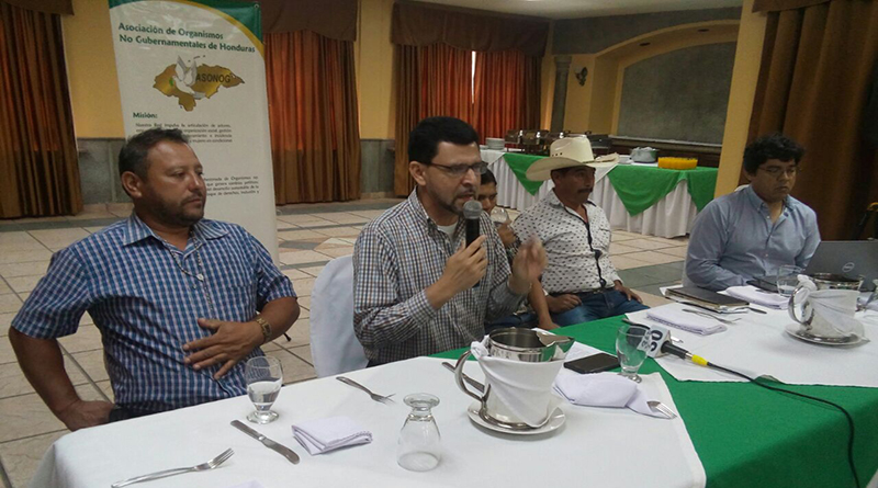 Foro sobre minería concluye que pobladores de Azacualpa, Copán son víctimas de violaciones sistemáticas