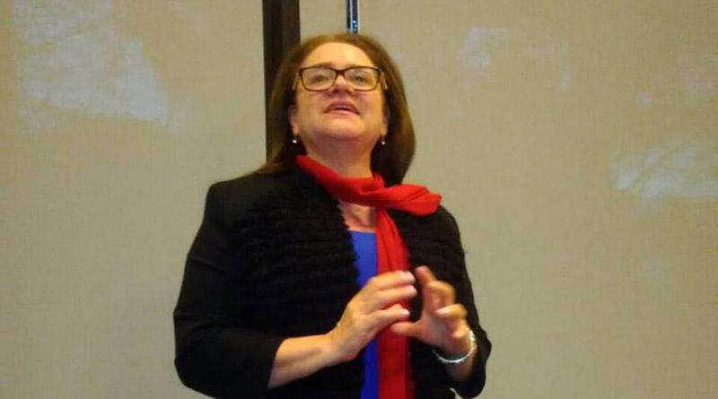 Eligen a Gloria Oquelli Presidenta del Foro de la Mujer de la Asamblea Parlamentaria UE-Latinoamérica