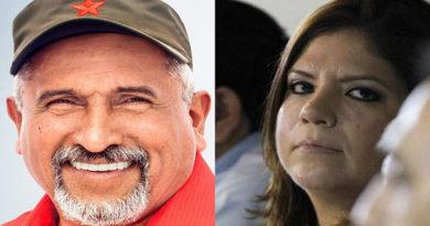 Juan Barahona y Lena Gutiérrez concilian en tribunales de justicia