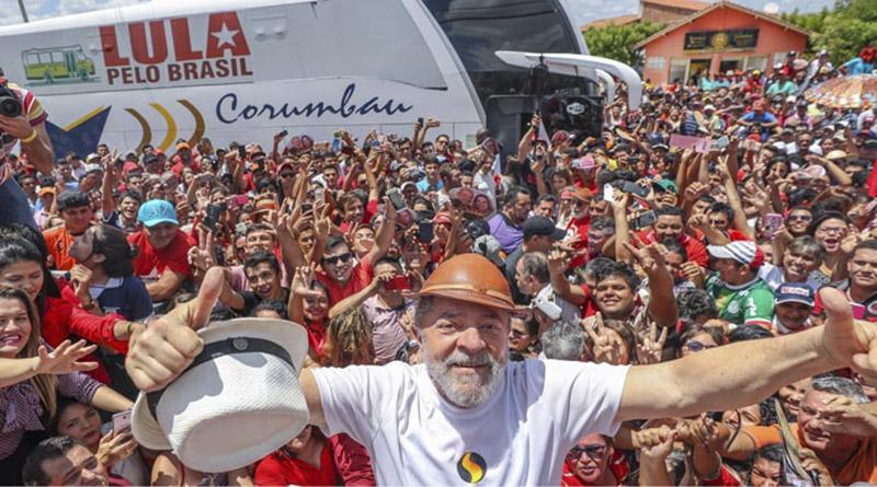 TSE de Brasil dice que Lula da Silva no puede presentarse como candidato en las elecciones