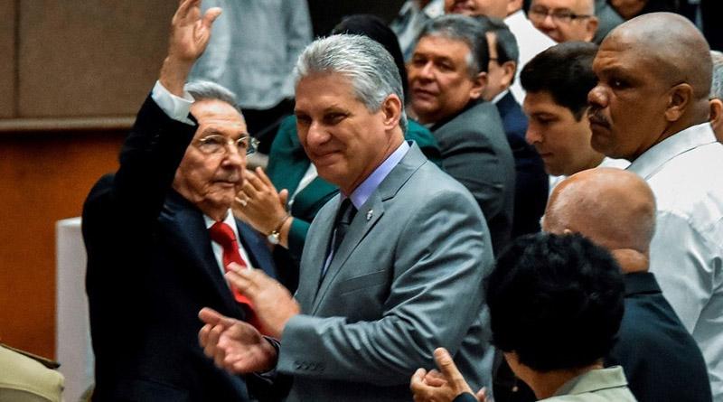 Miguel Díaz-Canel se convierte en el nuevo presidente de Cuba