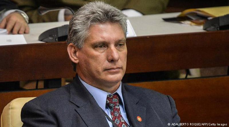 Miguel Díaz-Canel es propuesto como candidato a presidente del Consejo de Estado de Cuba