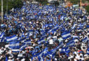 ¿En contra de quién está la gente que se moviliza en las protestas en Nicaragua?