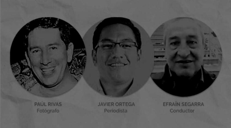 Periodistas ecuatorianos secuestrados fueron asesinados
