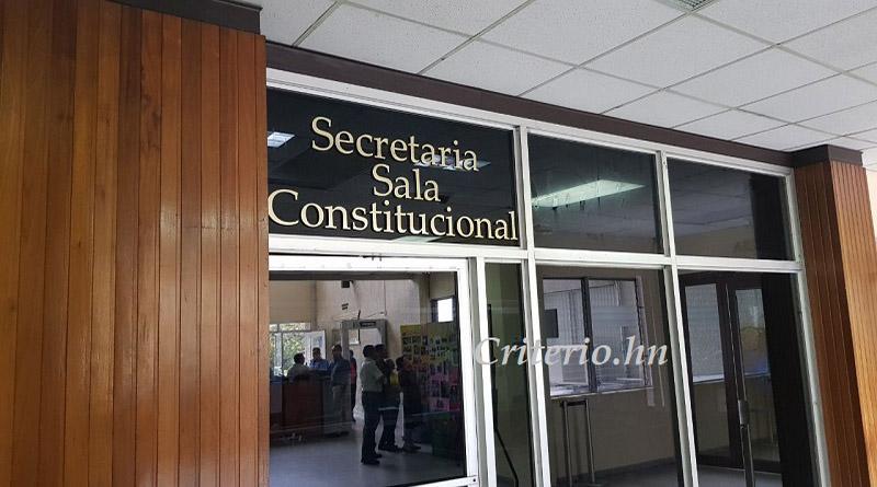 Sala Constitucional admite recurso de amparo