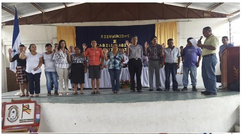 Marcala, La Paz elige su sociedad civil con representantes del pueblo
