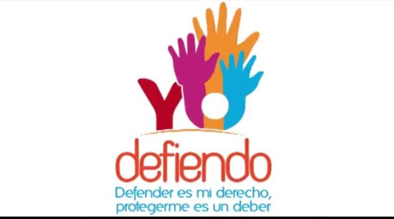 Coalición contra la Impunidad y el ERIC-SJ lanzan campaña Yo Defiendo