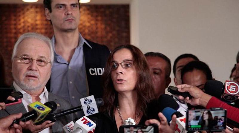 CIDH urge a Nicaragua a desmantelar grupos parapoliciales y proteger derecho a protesta pacífica