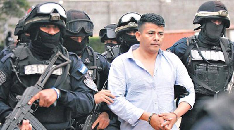 Condenan a capo hondureño a cadena perpetua en Estados Unidos