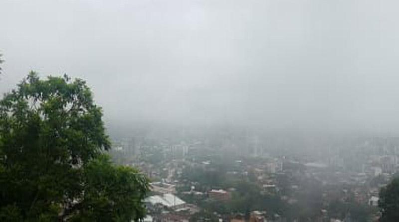 Ante incesantes lluvias decretan alerta amarilla en siete departamentos de Honduras