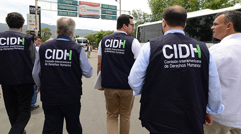 CIDH evaluará situación de derechos humanos en Nicaragua del 17 al 21 de mayo