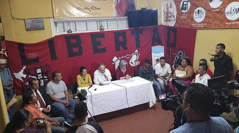 Convergencia contra el Continuismo responsabiliza al régimen de Juan  Hernández de facilitar la decisión de cancelar el TPS