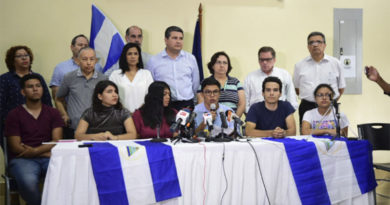 CIDH adopta medidas cautelares para proteger a estudiantes en Nicaragua