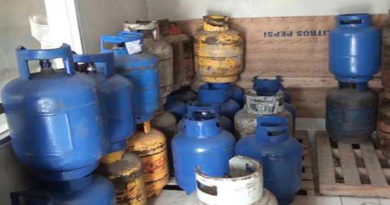 Gas LPG costará casi 12 lempiras más a partir de este 1 de junio