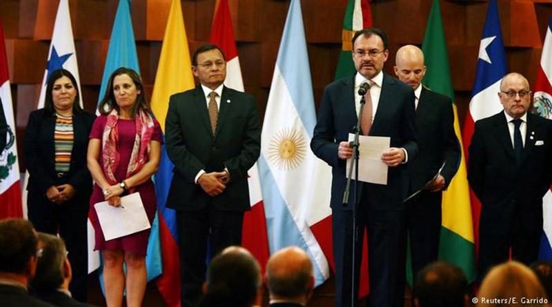 Países del Grupo de Lima no reconocen resultados en Venezuela