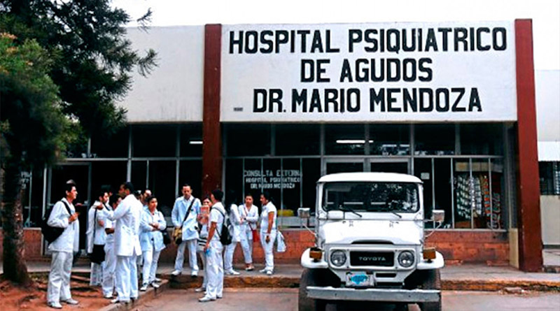 Hospitales siquiátricos anuncian paro indefinido por incumplimiento de pago