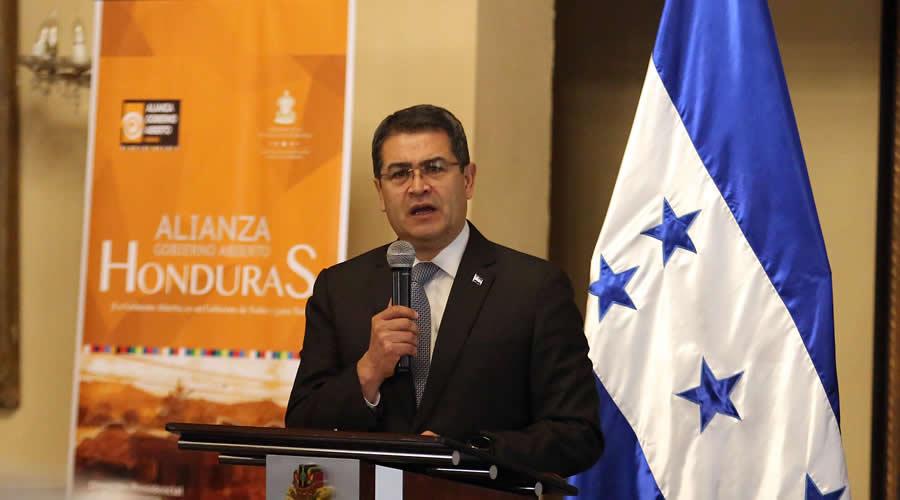 JOH responsabiliza a las maras de violentar los derechos humanos en Honduras