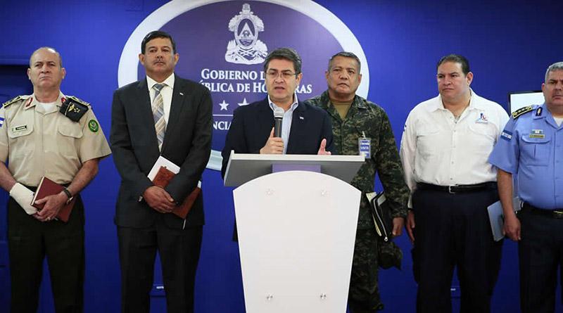 Gobierno de Honduras estructura nueva unidad contra maras y pandillas