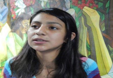 Consejo General de la Abogacía Española premia a hija de Berta Cáceres